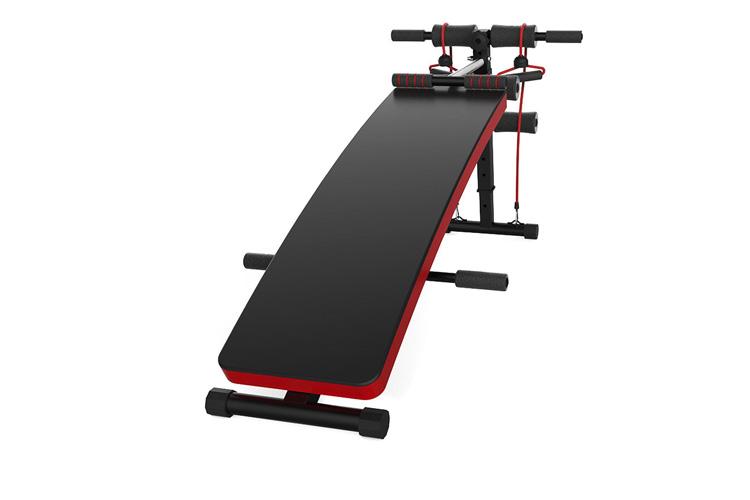 JUFIT Sit Up Bench Board Banc de musculation