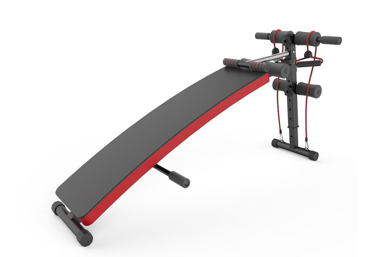 JUFIT Sit Up Bench Board test