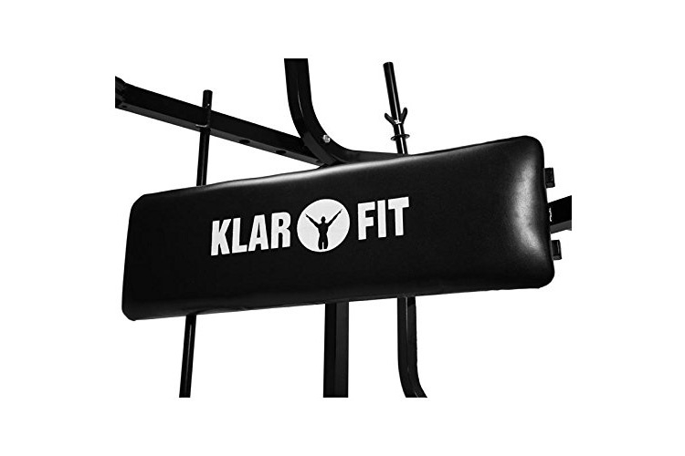 Klarfit Workout Hero Multistation avis