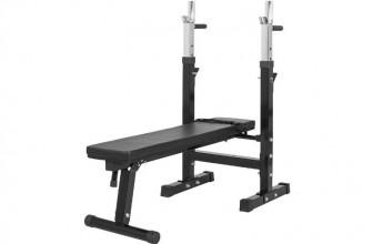 Gorilla Sports GS006 : un banc de musculation pour quelle utilisation?