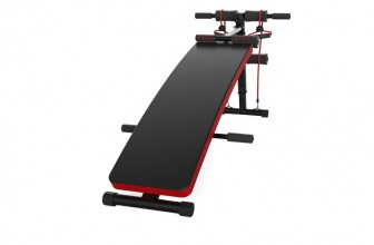JUFIT Sit Up Bench Board : un banc de musculation parmi les meilleurs bancs Sit Up
