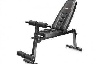 Sportstech BRT500: un banc de musculation 8 en 1